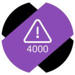 Произошла неизвестная ошибка (4000) при обновлении iPhone